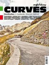 Buch Curves Norditalien
