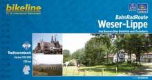 Bahnradrout Weser-Lippe