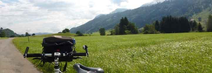 geführte e bike tour allgäu